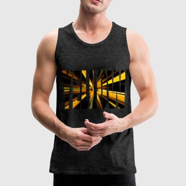 YELLOW - Men's Premium Tank Top