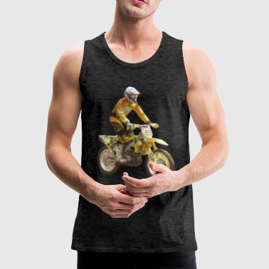 Watercolour mx watercolour - Men's Premium Tank Top