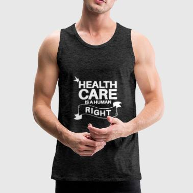 Health - Men's Premium Tank Top
