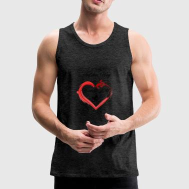 Parents The design for parents, parenting - Men's Premium Tank Top