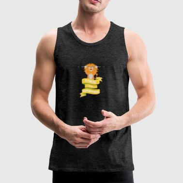 Fitness is my Superpower Shdub - Men's Premium Tank Top