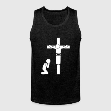 Christianity Collection - Men's Premium Tank Top