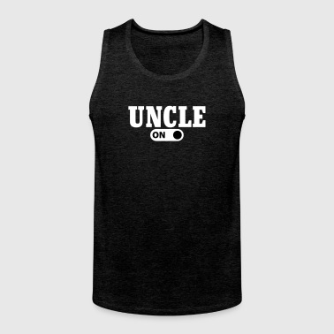 Uncle on - Men's Premium Tank Top