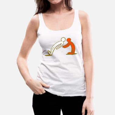 Support Support - Women's Premium Tank Top