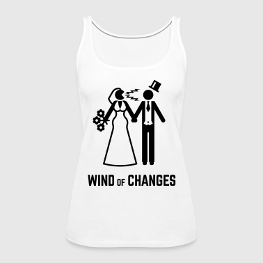Wind Of Changes (Junggesellenabschied / JGA) - Frauen Premium Tank Top