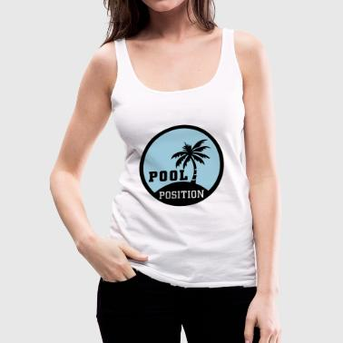 Pool Position - Frauen Premium Tank Top