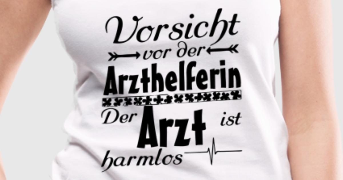 Arzthelferin vs Arzt Medizin Geschenk von DoctorsDarling | Spreadshirt