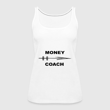 Money Coach Empire Laws of the Rich Gift - Women's Premium Tank Top