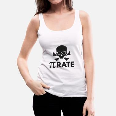 Pirat Pirat -PIrate - Frauen Premium Tank Top