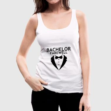 Bachelor - Women's Premium Tank Top