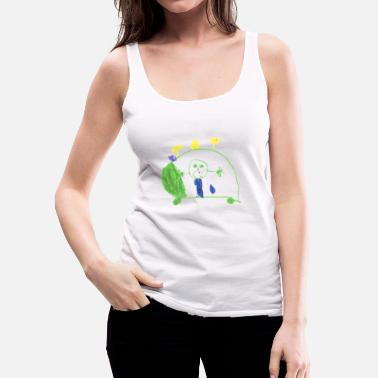 Picture Design_189261 - Frauen Premium Tank Top
