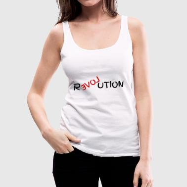 revolution - Women's Premium Tank Top
