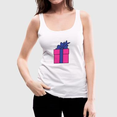 Christmas Christmas Xmas Gifts Package Packet - Women's Premium Tank Top