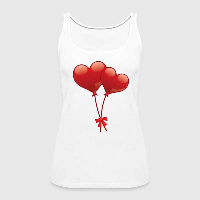 Hearts eu - Women's Premium Tank Top