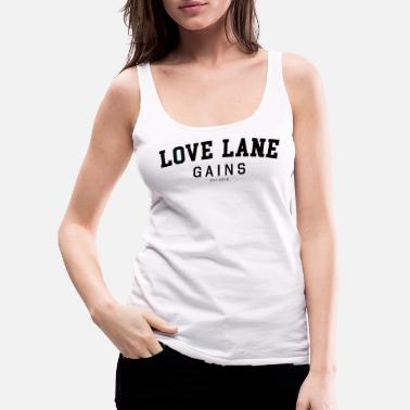 Cross Fit Cross Fit Liverpool Love Lane - Camiseta de tirantes premium mujer