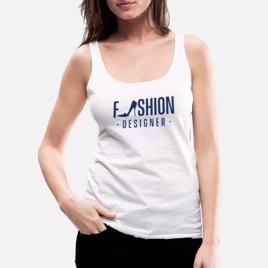 Fashion Fashion designer fashion design fashion design fashion - Women's Premium Tank Top