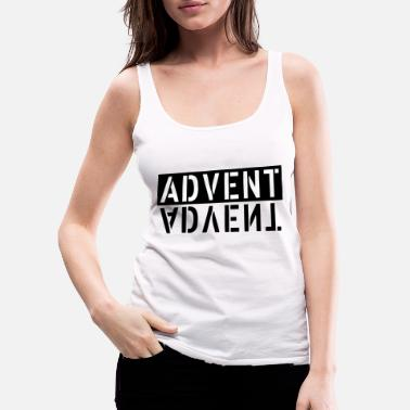 Advent Advent Advent - Women's Premium Tank Top