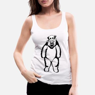 Bear - Women's Premium Tank Top