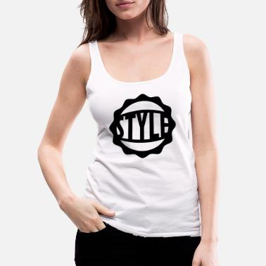 Stylish stylish - Women's Premium Tank Top
