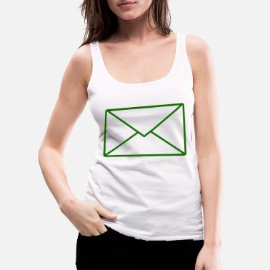 Post post - Vrouwen premium tank top