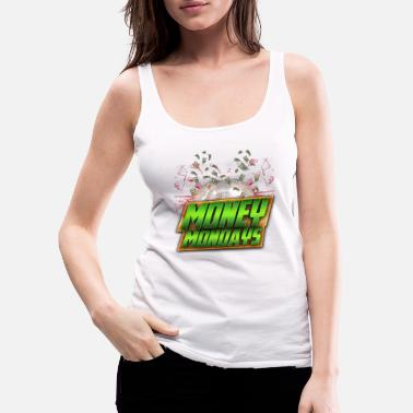 Money - Women's Premium Tank Top