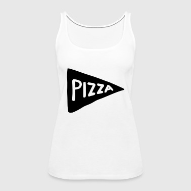Pizza piece - Women's Premium Tank Top