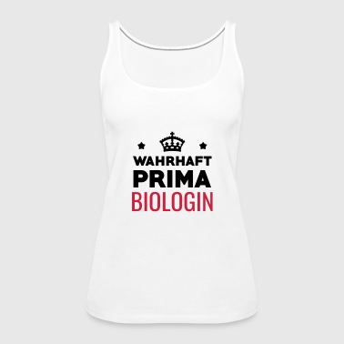Biology Biologist Biologie Biologiste Sciences - Women's Premium Tank Top