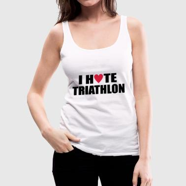 triathlon - Women's Premium Tank Top