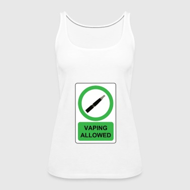 Vaper Community - Frauen Premium Tank Top