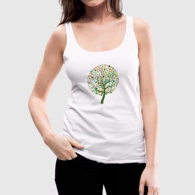 nature - Women's Premium Tank Top