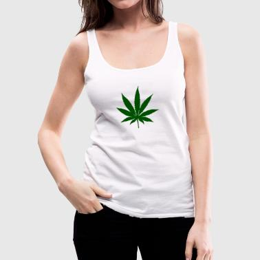 marijuana - Women's Premium Tank Top