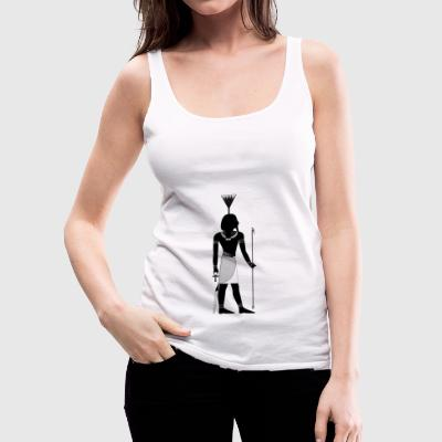 Egypt Man - Women's Premium Tank Top