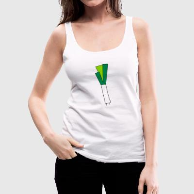 leek - Women's Premium Tank Top
