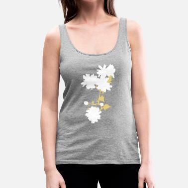 Asian flowers - Frauen Premium Tank Top