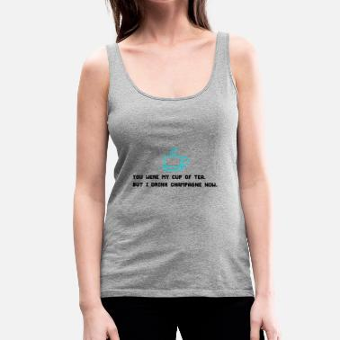 Tea TEA - Women's Premium Tank Top