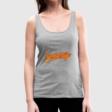 Style Doggy Style Dog Style - Vrouwen Premium tank top