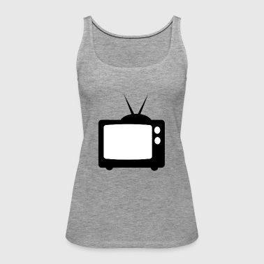 TV - Women's Premium Tank Top