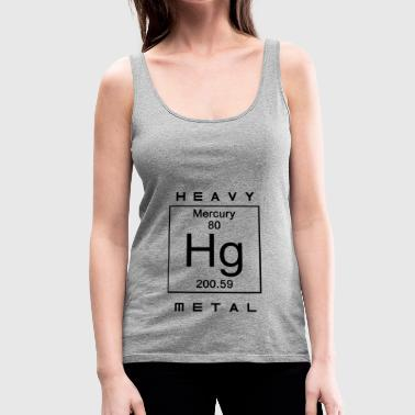 Heavy Metal - Women's Premium Tank Top