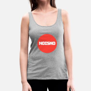 Prohibited NO IS NO (prohibited) - Women's Premium Tank Top