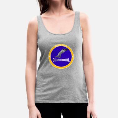 Old Old school - Women's Premium Tank Top