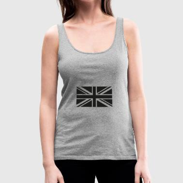 Union Jack - Women's Premium Tank Top