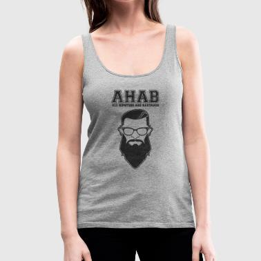ALL HIPSTERS ARE BASTARDS - Funny Parody  - Frauen Premium Tank Top