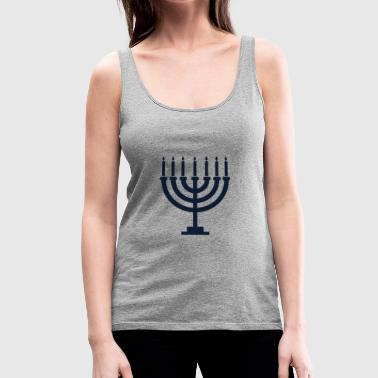 Heated candlestick - Women's Premium Tank Top