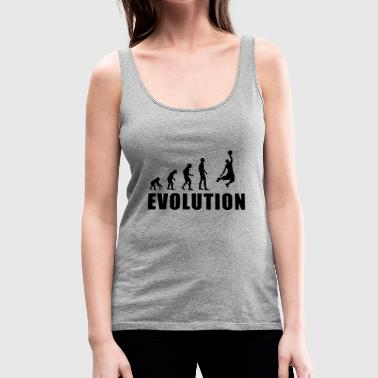 Basket EVOLUTION BASKET - Women's Premium Tank Top