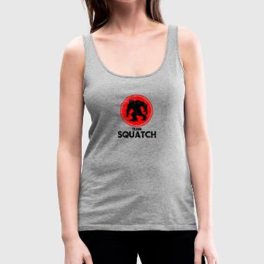 Bigfoot - Frauen Premium Tank Top