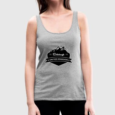 Edinburgh United Kingdom - Women's Premium Tank Top