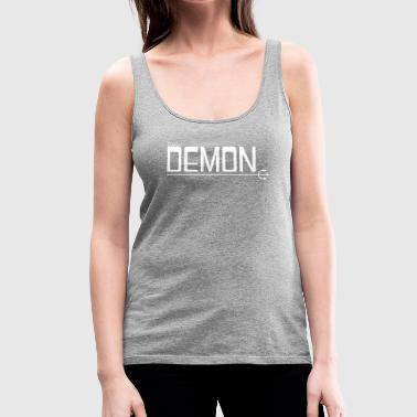 demon - Premium singlet for kvinner