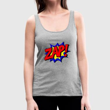 Zap Hero - Women's Premium Tank Top