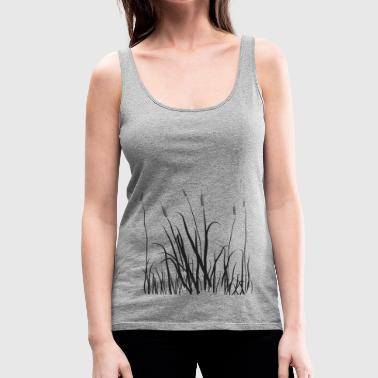 The grass is tall - Women's Premium Tank Top
