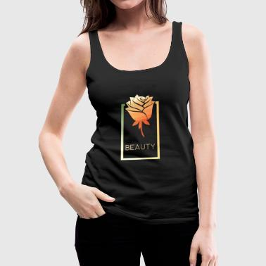 Beautiful Beauty - Beauty - Women's Premium Tank Top